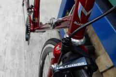 MIZUSHIMA クロモリ ロードバイク 4
