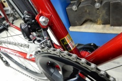 MIZUSHIMA クロモリ ロードバイク 7