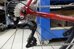 MIZUSHIMA クロモリ ロードバイク 9