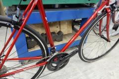 MIZUSHIMA クロモリ ロードバイク 2